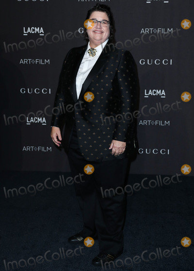 Catherine Opie Photo - LOS ANGELES CA USA - NOVEMBER 03 Catherine Opie at the 2018 LACMA Art  Film Gala held at the Los Angeles County Museum of Art on November 3 2018 in Los Angeles California United States (Photo by Xavier CollinImage Press Agency)