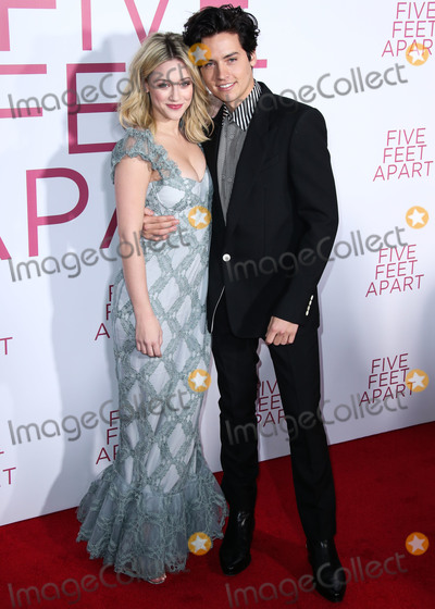 Cole Sprouse Photo - (FILE) Cole Sprouse and Lili Reinhart Break Up Again Less Than a Year After Reconciliation WESTWOOD LOS ANGELES CALIFORNIA USA - MARCH 07 Actress Lili Reinhart (wearing a Brock Collection gown Chloe Gosselin shoes a Christian Louboutin bag and Jennifer Meyer jewelry) and boyfriendactor Cole Sprouse (wearing Givenchy) arrive at the Los Angeles Premiere Of Lionsgates Five Feet Apart held at the Fox Bruin Theatre on March 7 2019 in Westwood Los Angeles California United States (Photo by Xavier CollinImage Press Agency)