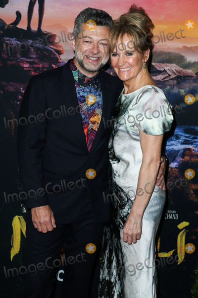 Andy Serkis Photo - HOLLYWOOD LOS ANGELES CA USA - NOVEMBER 28 Andy Serkis Lorraine Ashbourne at the Los Angeles Premiere Of Netflixs Mowgli Legend Of The Jungle held at ArcLight Cinema Hollywood on November 28 2018 in Hollywood Los Angeles California United States (Photo by Xavier CollinImage Press Agency)