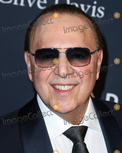 Tommy Mottola Photo - BEVERLY HILLS LOS ANGELES CALIFORNIA USA - JANUARY 25 Tommy Mottola arrives at The Recording Academy And Clive Davis 2020 Pre-GRAMMY Gala held at The Beverly Hilton Hotel on January 25 2020 in Beverly Hills Los Angeles California United States (Photo by Xavier CollinImage Press Agency)