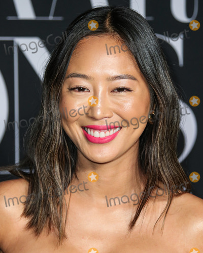 Aimee Song Photo - MANHATTAN NEW YORK CITY NEW YORK USA - SEPTEMBER 06 Aimee Song arrives at the 2019 Harpers BAZAAR Celebration of ICONS By Carine Roitfeld held at The Plaza Hotel on September 6 2019 in Manhattan New York City New York United States (Photo by Xavier CollinImage Press Agency)