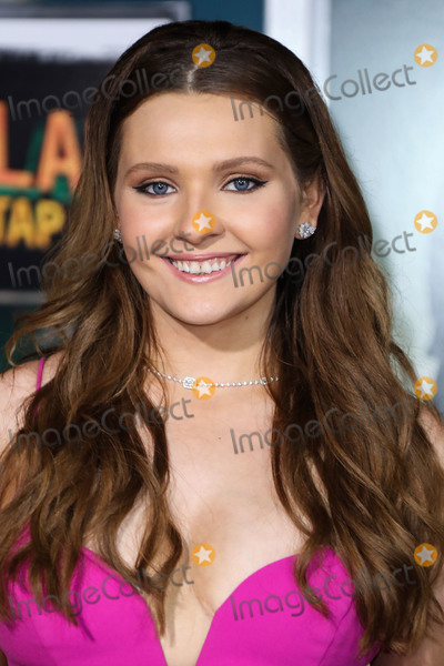 Abigail Breslin Photo - WESTWOOD LOS ANGELES CALIFORNIA USA - OCTOBER 10 Actress Abigail Breslin arrives at the Los Angeles Premiere Of Sony Pictures Zombieland Double Tap held at the Regency Village Theatre on October 10 2019 in Westwood Los Angeles California United States (Photo by David AcostaImage Press Agency)