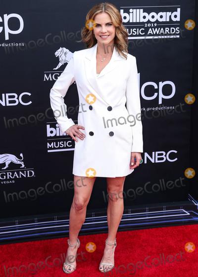 Natalie Morales Photo - LAS VEGAS NEVADA USA - MAY 01 Natalie Morales arrives at the 2019 Billboard Music Awards held at the MGM Grand Garden Arena on May 1 2019 in Las Vegas Nevada United States (Photo by Xavier CollinImage Press Agency)