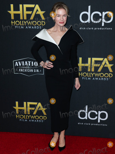 Renee Zellweger Photo - BEVERLY HILLS LOS ANGELES CALIFORNIA USA - NOVEMBER 03 Actress Renee Zellweger arrives at the 23rd Annual Hollywood Film Awards held at The Beverly Hilton Hotel on November 3 2019 in Beverly Hills Los Angeles California United States (Photo by Xavier CollinImage Press Agency)