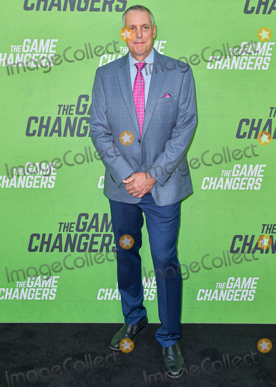 The Game Photo - HOLLYWOOD LOS ANGELES CALIFORNIA USA - SEPTEMBER 05 James Loomis arrives at the Los Angeles Premiere Of The Game Changers held at ArcLight Cinemas Hollywood on September 5 2019 in Hollywood Los Angeles California United States (Photo by Image Press Agency)