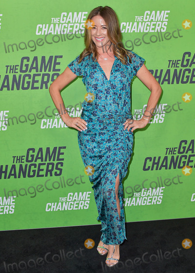 Heidi Roddenberry Photo - HOLLYWOOD LOS ANGELES CALIFORNIA USA - SEPTEMBER 05 Heidi Roddenberry arrives at the Los Angeles Premiere Of The Game Changers held at ArcLight Cinemas Hollywood on September 5 2019 in Hollywood Los Angeles California United States (Photo by Image Press Agency)