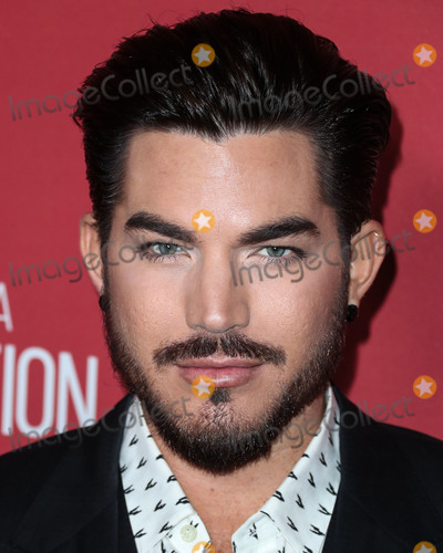 Adam Lambert Photo - BEVERLY HILLS LOS ANGELES CA USA - NOVEMBER 08 Adam Lambert at the SAG-AFTRA Foundations 3rd Annual Patron Of The Artists Awards held at the Wallis Annenberg Center for the Performing Arts on November 8 2018 in Beverly Hills Los Angeles California United States (Photo by Xavier CollinImage Press Agency)