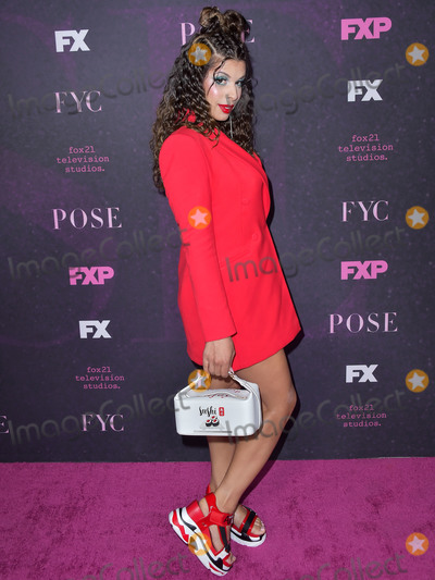 Haili Sahar Photo - WEST HOLLYWOOD LOS ANGELES CALIFORNIA USA - AUGUST 09 Hailie Sahar arrives at the Red Carpet Event For FXs Pose held at the Pacific Design Center on August 9 2019 in West Hollywood Los Angeles California United States (Photo by Image Press Agency)