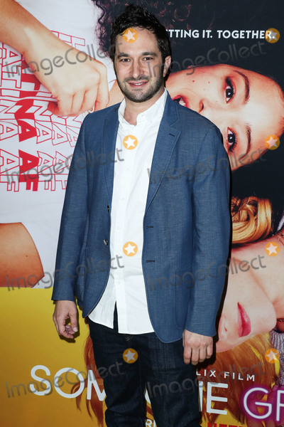 Aaron Wolf Photo - HOLLYWOOD LOS ANGELES CALIFORNIA USA - APRIL 17 Aaron Wolf arrives at the Los Angeles Special Screening Of Netflixs Someone Great held at ArcLight Cinemas Hollywood on April 17 2019 in Hollywood Los Angeles California United States (Photo by Xavier CollinImage Press Agency)