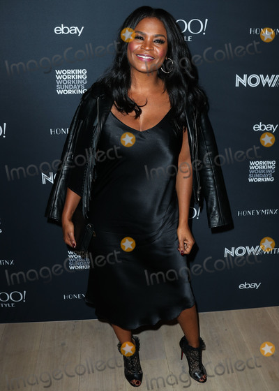 Nicole Richie Photo - BEVERLY HILLS LOS ANGELES CA USA - NOVEMBER 15 Nia Long at the NowWith Presented By Yahoo Lifestyle In Partnership With Working Sundays Series With Nicole Richies Honey Minx Collection Reveal held at Spring Place on November 15 2018 in Beverly Hills Los Angeles California United States (Photo by Xavier CollinImage Press Agency)