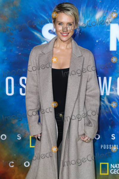 Nicky Whelan Photo - WESTWOOD LOS ANGELES CALIFORNIA USA - FEBRUARY 26 Actress Nicky Whelan arrives at the Los Angeles Premiere Of National Geographics Cosmos Possible Worlds held at Royce Hall at the University of California Los Angeles (UCLA) on February 26 2020 in Westwood Los Angeles California United States (Photo by Xavier CollinImage Press Agency)