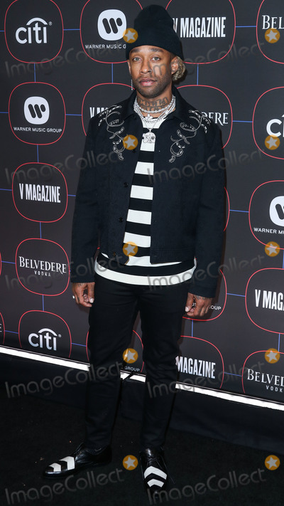 Madness Photo - LOS ANGELES CA USA - FEBRUARY 07 Rapper Ty Dolla Sign (Ty Dolla ign Tyrone William Griffin Jr) arrives at the Warner Music Pre-Grammy Party 2019 held at The NoMad Hotel Los Angeles on February 7 2019 in Los Angeles California United States (Photo by Xavier CollinImage Press Agency)