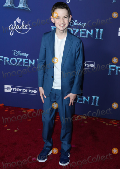 Jason Maybaum Photo - HOLLYWOOD LOS ANGELES CALIFORNIA USA - NOVEMBER 07 Jason Maybaum arrives at the World Premiere Of Disneys Frozen 2 held at the Dolby Theatre on November 7 2019 in Hollywood Los Angeles California United States (Photo by Xavier CollinImage Press Agency)
