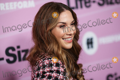Allison Holker Photo - HOLLYWOOD LOS ANGELES CA USA - NOVEMBER 27 Allison Holker at the World Premiere Of Freeforms Life-Size 2 held at The Hollywood Roosevelt on November 27 2018 in Hollywood Los Angeles California United States (Photo by Xavier CollinImage Press Agency)