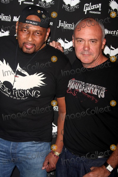 Aaron Neville Photo - Icons of Music Auction to Benefit Music Rising at Hard Rock Cafe 1501 Broadway Date 05-31-08 Photos by John Barrett-Globe Photosinc Aaron Nevillehamish Dodd