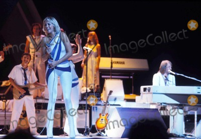 ABBA Photo - Abba Photo by Globe Photos