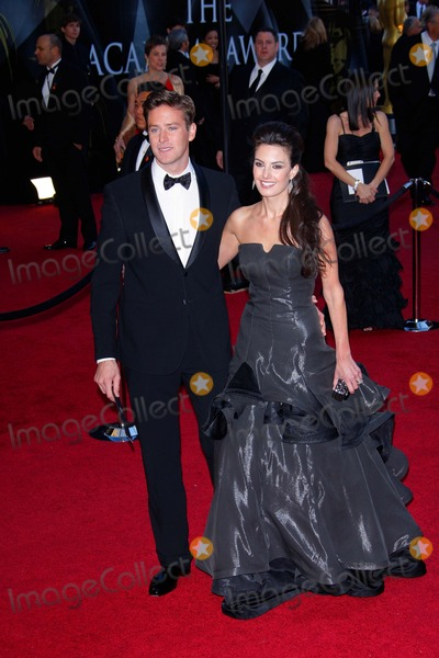 Arnie Hammer Photo - Arnie Hammer  Elizabeth Chambers Actor  Actress attends the Red Carpet Arrivals For the 83rd Annual Academy Awards the Oscars 2011 at the Kodak Theatre in Los Angeles photo by Richard Sellers-allstar - Globe Photos Inc