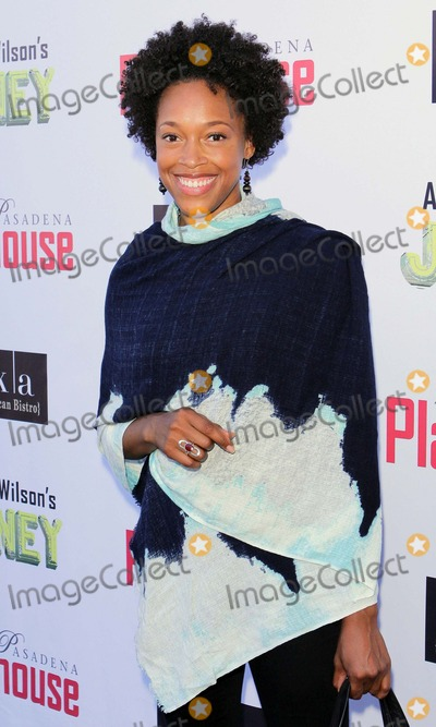 August Wilson Photo - Charisse Boothe attends Opening Night of August Wilsons Jitney on the 24th June 2012 the Pasadena Playhouse Pasadena causaphoto TleopoldGlobephotos