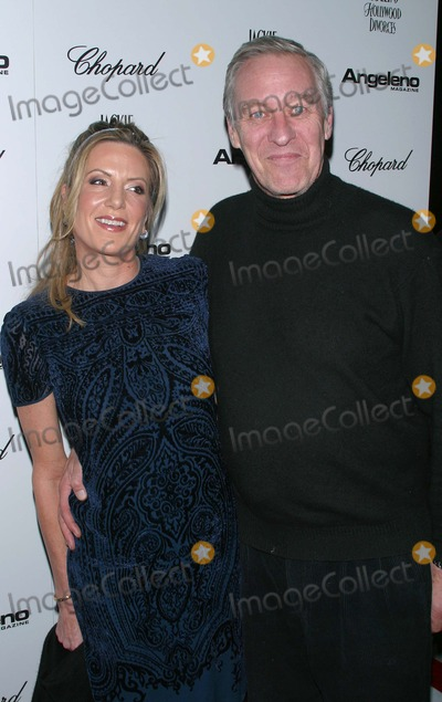 David Niven Jr Photo - Lunch Party For Jackie Collins New Novel Hollywood Divorces Chopard Beverly Hills California 120803 Milan RybaGlobe Photos Inc 2003 David Niven Jr and Wife
