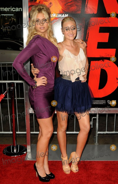 ALY AJ Photo - Aly Michalka Aj Michalka attending the Los Angeles Premiere of Red Held at the Graumans Chinese Theatre in Hollywood California on October 11 2010 Photo by D Long- Globe Photos Inc 2010