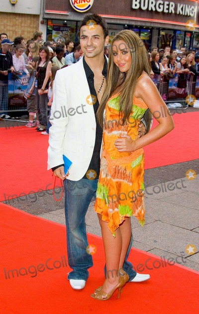 Andy Scott-Lee Photo - herbiefully Loaded Uk Premiere- Vue Leicester Square London Uk 07-28-2005 Gary Barnet-globelink-Globe Photosinc Andy Scott Lee  Michelle Heaton