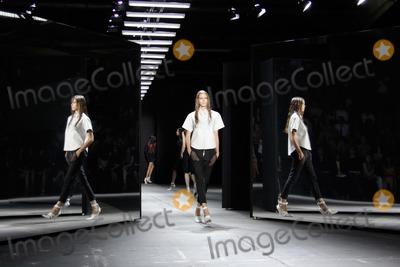 Alexander Wang Photo - Alexander Wang Fashion Show Pier 94 NYC September 10 2011 Photos by Sonia Moskowitz Globe Photos Inc