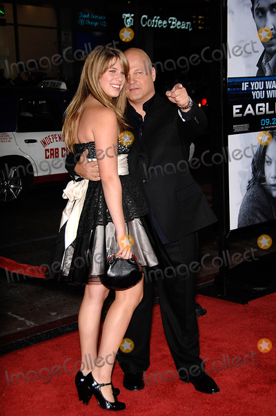 Autumn Chiklis Photo - Autumn Chiklis and Michael Chiklis During the Premiere of the New Movie From Dreamworks Pictures Eagle Eye Held at Graumans Chinese Theatre on September 16 2008 in Los Angeles Photo Michael Germana - Globe Photos