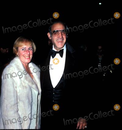 Abe Vigoda Photo - Abe Vigoda 1982 12374 Photo by Allan Adler-Globe Photos