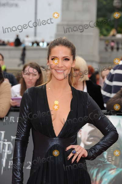 Amanda Byram Photo - Amanda Byram Tv Presenter at the Harry Potter and the Deathly Hallows - Part 2 - World Premiere Photo by Neil Tingle-Allstar-GlobePhotos Inc