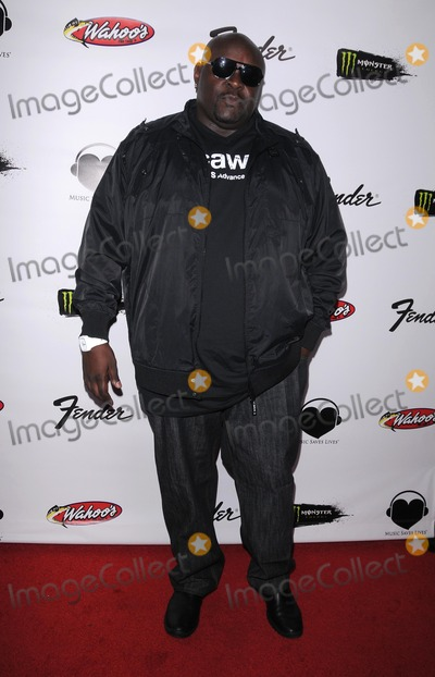 Big Black Photo - Music Saves Lives 2011 Awareness Campaign kick-off Party at Next Door Lounge in Hollywood CA 2011  51111  photo by Scott kirkland-globe Photos  2011christopher Big Black Boykin
