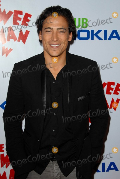 Pee-wee Herman Photo - Andrew Keegan attends Opening Night Red Carpet of the pee-wee Herman Show Held at the Nokia Theatre in Los Angeles CA 01-20-10 Photo by D Long- Globe Photos Inc 2009