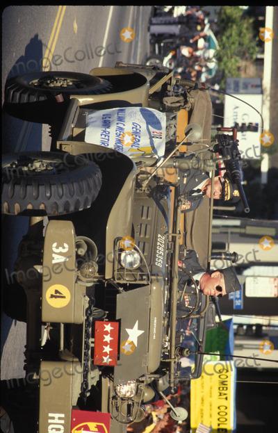 William Westmoreland Photo - 1991 General William Westmoreland Photo by George Watson-Globe Photos