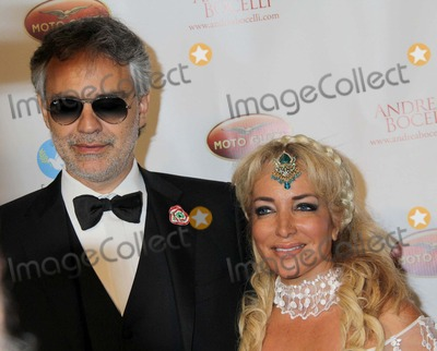 Andrea Bocelli Photo - Simin Hope Foundation Presents a Celebration of All Fathers Gala Paramount Studios Hollywood CA 06062013 Andrea Bocelli and Simin Hashemizadeh - Charity Founder  Event Host Photo Clinton H Wallace-Globe Photos Inc