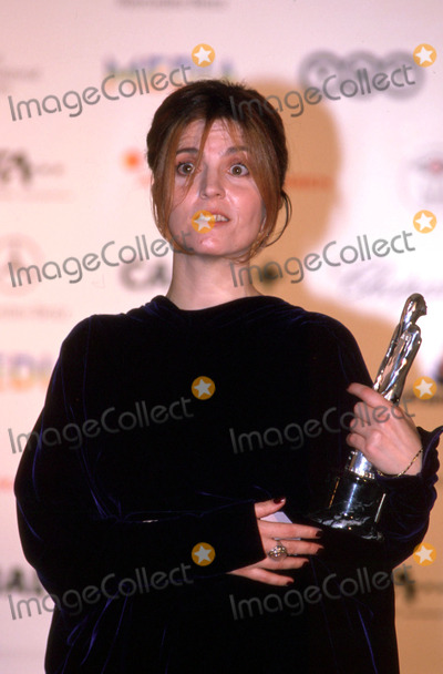Agnes Jaoui Photo - Imapressstephane Benito - European Film Award 2000 -Agnes Jaoui