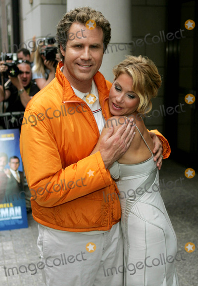 Christina Applegate Photo - Special Screening of Anchorman the Legend of Ron Burgundy at the Museum of Televisi0n and Radio  New York City 07072004 Photo by Rick MacklerrangefinderGlobe Photosinc Will Ferrell_christina Applegate