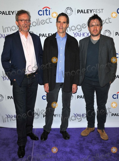 Alex Gansa Photo - Alex Gansa Chip Johannessen Alex Cary attending the Paley Center For Medias 32nd Annual Paleyfest LA Honoring Homeland Held at the Dolby Theatre in Hollywood California on March 6 2015 Photo by D Long- Globe Photos Inc