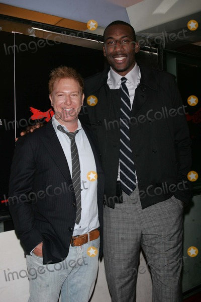 Amare Stoudemire Photo - Ryan Kavanaugh and Amare Stoudemire Arrives For the Premiere of Catfish at the Paris Theatre in New York 09-13-2010 Photo by Sharon NeetlesGlobe Photos Inc