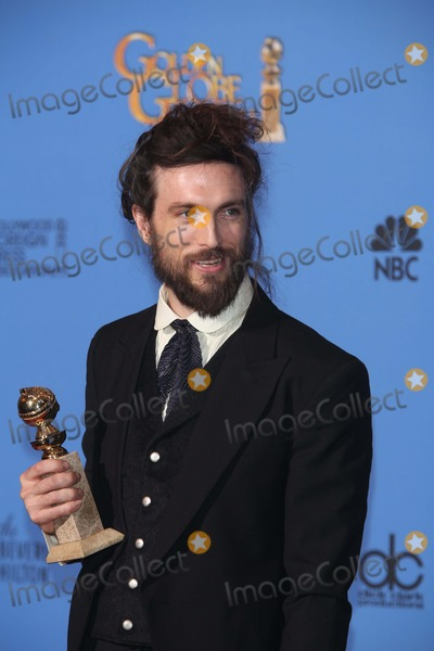 Alex Ebert Photo - Alex Ebert Poses in the Press Room of the 71st Annual Golden Globe Awards Aka Golden Globes at Hotel Beverly Hilton in Los Angeles USA on 12 January 2014 Photo Alec Michael Photo by Alec Michael - Globe Photos Inc