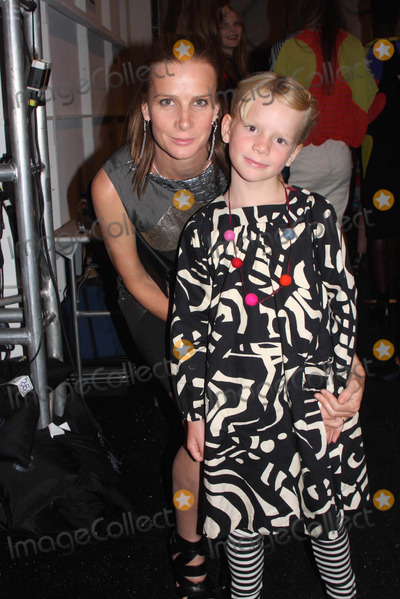 Adelaide Taylor Photo - New York Fashion Week Nicole Miller Show at Lincoln Center 09-09-2011 Photo by Barry Talesnick-Globe Photos Inc Rachel Griffiths with Daughter Adelaide Taylor