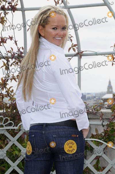 Jennifer Ellison Photo - Jennifer Ellison  Rear of the Year 2008  Photocall-dorchester Hotel London United Kingdom 09-10-2008 Photo by Henry Davenport-richfoto-Globe Photos Inc