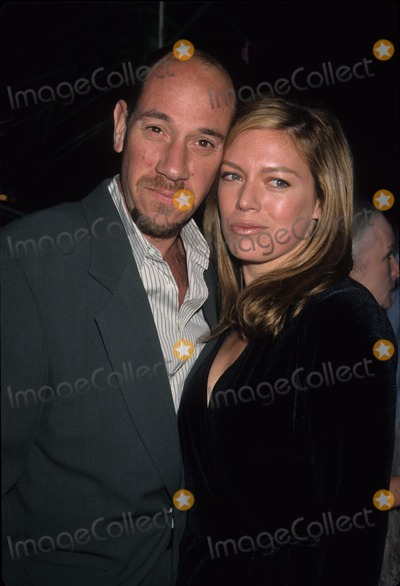 Leilani Sarelle Photo - Miguel Ferrer with Wife Leilani Sarelle at the NBC Tca Press Tour Ritz Carlton Pasadena 1999 K14529lr Photo by Lisa Rose-Globe Photos Inc