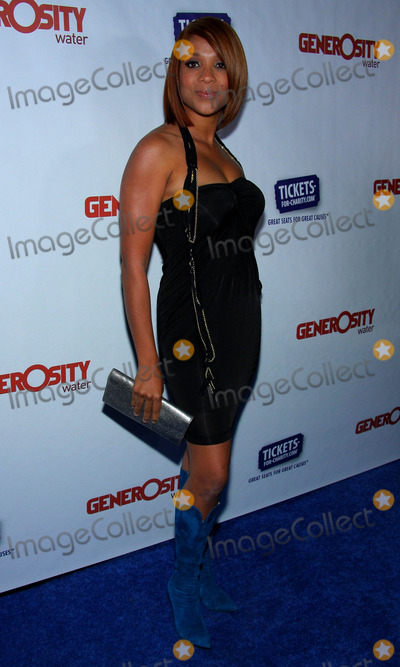 Tamyra Gray Photo - Tamyra Gray Generosity Waters Third Annual a Night of Generosity Benefit Held at Beverly Hills Estate Beverly Hills CA March 18 - 2011 photo Tleopoldglobephotos