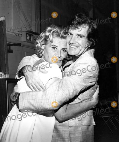 Hugh OBrian Photo - Rose Marie and Hugh Obrian Supplied by Globe Photos Inc