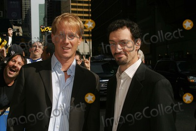 Opie and Anthony Photo - Opie and Anthony Celebrities at  David Letterman Show   Ed Sullivan Theatre  New York City 08-31-2006 Photo by Paul Schmulbach-Globe Photos Inc