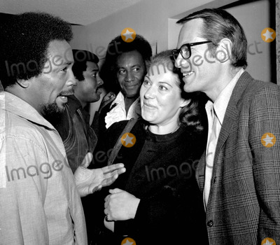 Alan Bergman Photo - Quincy Jones with Marilyn and Alan Bergman Photo by Globe Photos