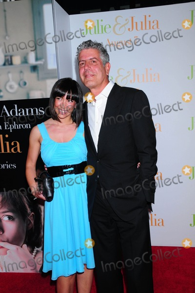 Anthony Bourdain Photo - at the Premiere of Julie  Julia at the Ziegfeld Theater in New York City on 07-30-2009 Photo by Ken Babolcsay-ipol-Globe Photos Inc Anthony Bourdain