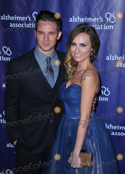 Angela Lanter Photo - Matt Lanter Angela Lanter attending the 23rd Annual a Night at Sardis Held at Beverly Hilton Hotel in Beverly Hills California on March 18 2015 Photo by D Long- Globe Photos Inc