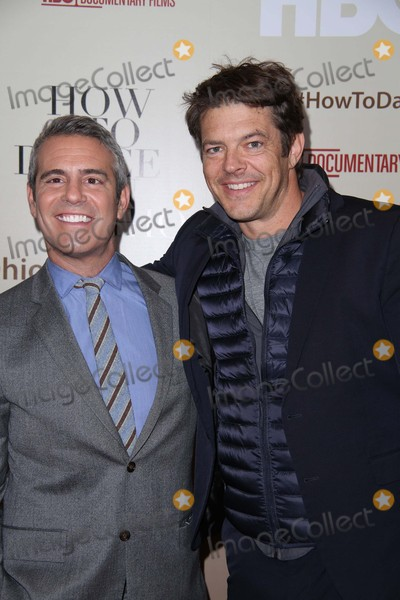 Andy Cohen Photo - Andy Cohen and Jason Blum Attend the New York Red Carpet Premiere of How to Dance in Ohio the Time Warner Center NYC October 19 2015 Photos by Sonia Moskowitz Globe Photos Inc