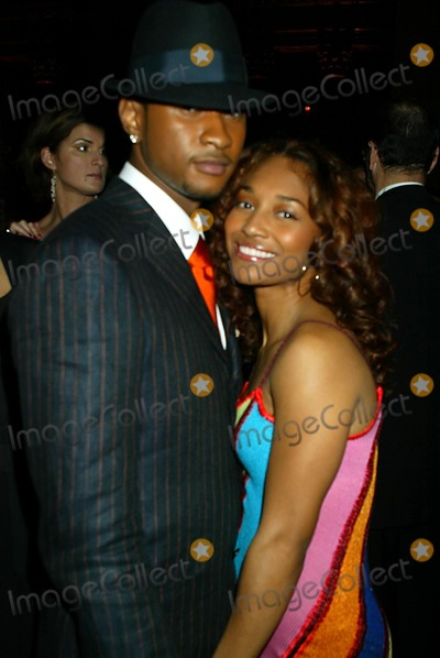 Chilli of TLC Photo - Chilli of Tlc and Usher K29230smo Clive Davis Pre-grammy Party at the Regent Wall Street in New York City 02222003 Credit Sonia MoskowitzGlobe Photos Inc