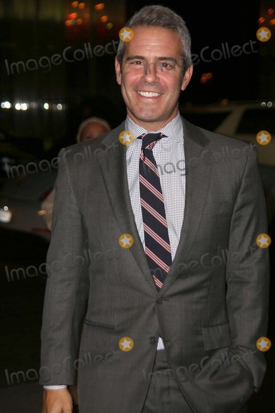 Andy Cohen Photo - Andy Cohen attends the Truth Screening Outside Arrivals the Museum of Modern Art NYC October 7 2015 Photos by Sonia Moskowitz Globe Photos Inc